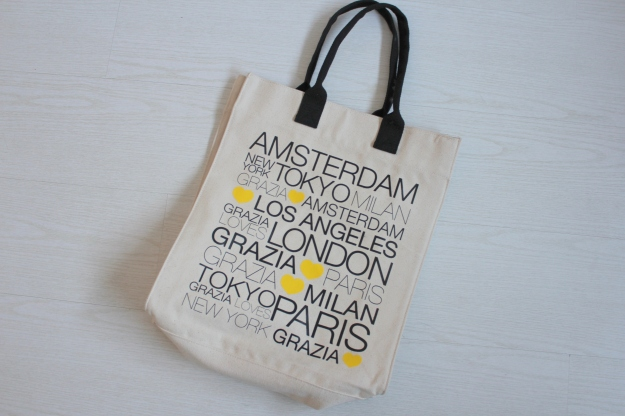 Grazia Goodiebag